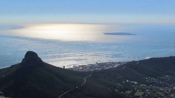 Cape town city and table mountain tour picture