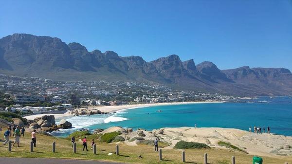 Cape peninsula tour picture