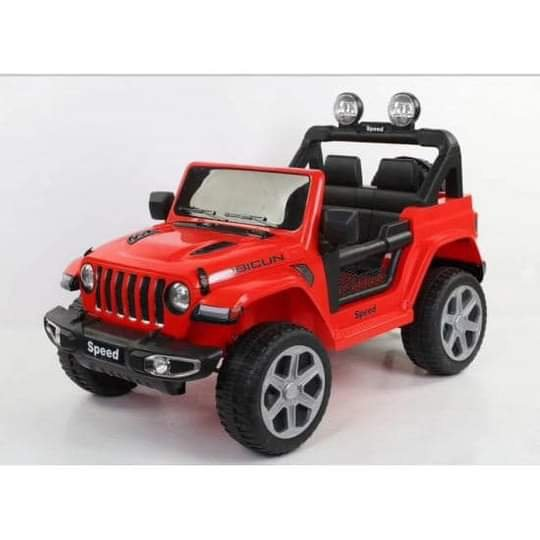 Jeep 938 robicon self ride or remote picture