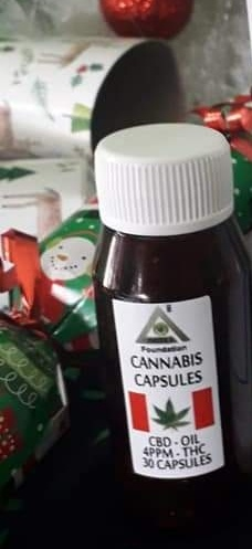 Cbd capsules 30 x15mg picture