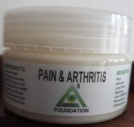 ⏭️cbd organic 100% pain & arthritis cream picture
