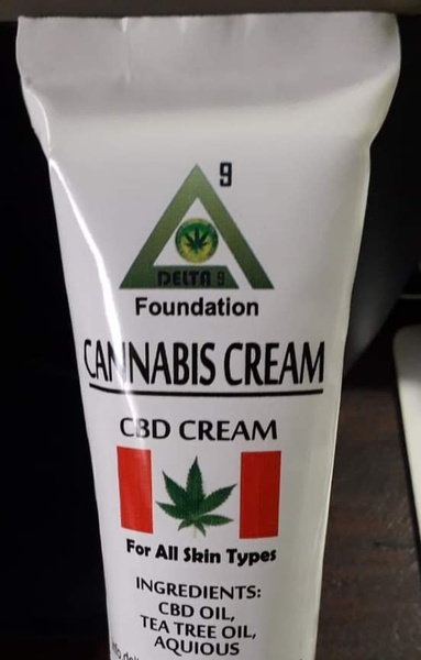 Cbd aqueous cream 100ml picture