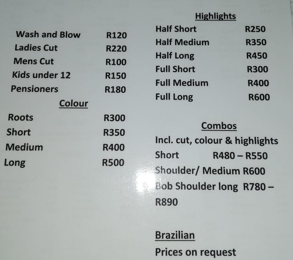Online golden hair by the ritz - book your appointment picture