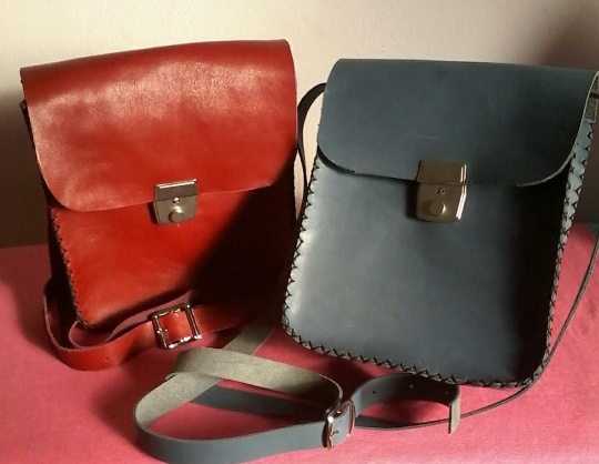 Sally leather bag picture