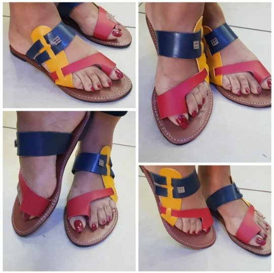 ⏭️ ray ladies sandals (not geniune leather) picture
