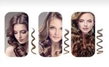 Snappy hair curler - portable picture