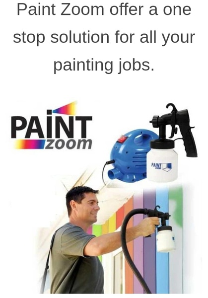 Advanced technology paint sprayer picture