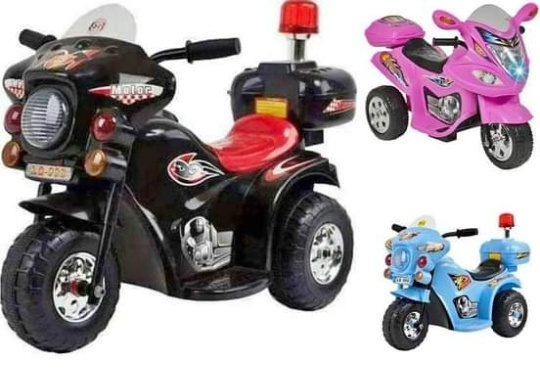 ⏭️kiddie battery operated fun ride lights music & sounds picture