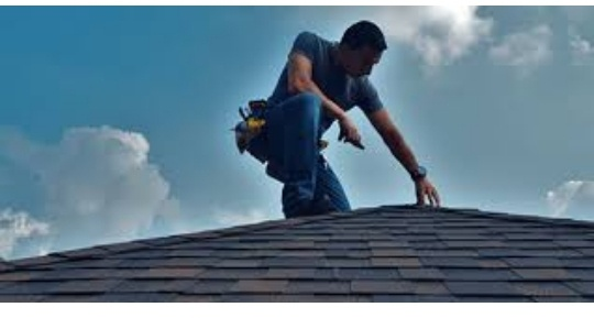 Roof health maintenance inspection picture