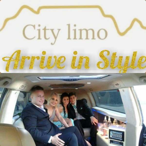 City limo hire january promo airport transfer picture