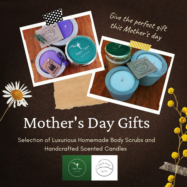 Happy hippie mother's day gift ideas picture