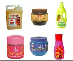 Beauty products picture