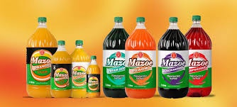 Zimbabwean orange drink picture