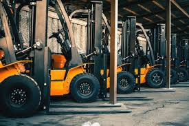 Forklifts picture