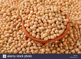 Chick peas picture