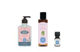 Organic skin care picture
