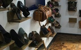 Leather products picture