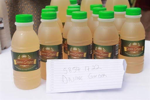 Ginger juice picture