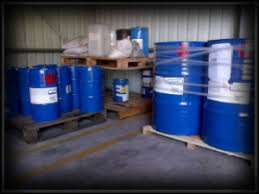 Industrial and mining chemicals picture