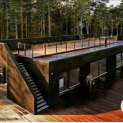 Shipping container offices / homes picture