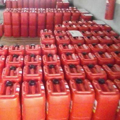 Hydraulic oil picture