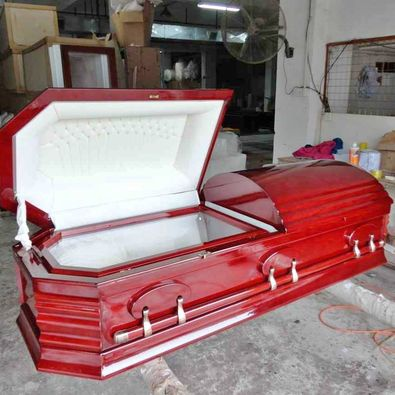 Coffins and caskets picture