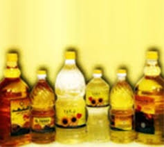 Vegetable oil picture