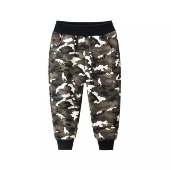 Camouflage pants boys picture