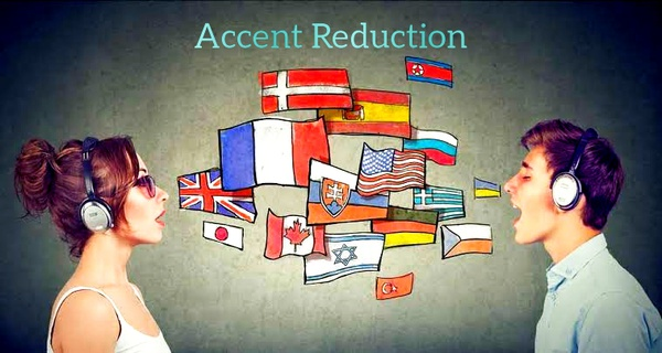 Accent reduction picture