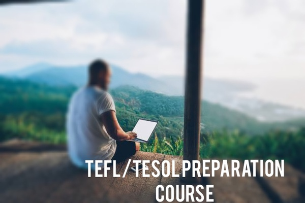 Tefl/tesol preparation course picture