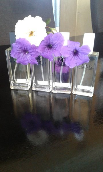 50ml perfume bottle with delivery picture