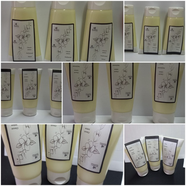 Hand lotion & body lotion picture