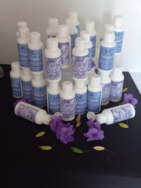 300ml  perfumed body  lotions and 150ml hand lotions picture