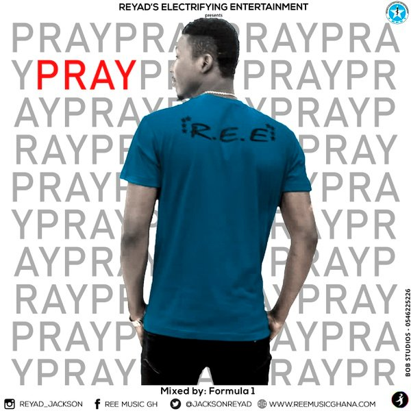 Reyad set to drop a new single titled (pray) picture