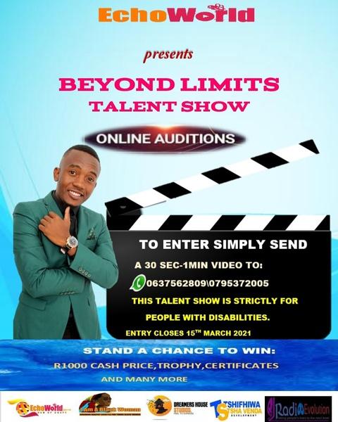 Beyond Limits Talent show picture