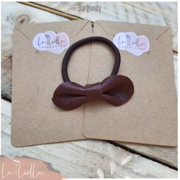 #5-3 hair bands | burgundy brown range picture