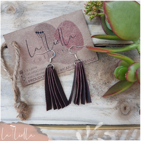 #59a narrow lines | choc brown picture