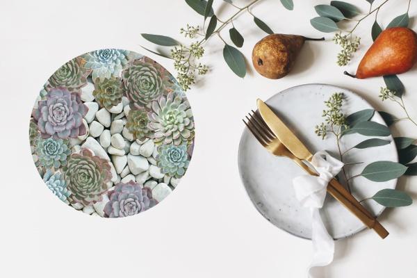 Ps006  ceramic potstand/platter picture