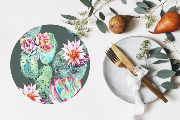 Ps009 ceramic potstand/platter picture