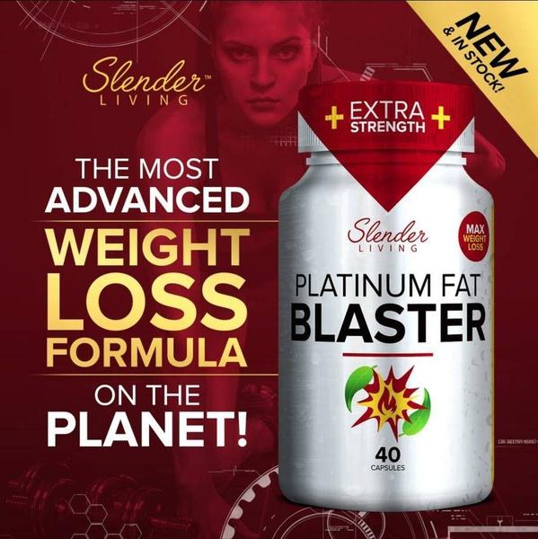 Slender living platinum fat blaster picture