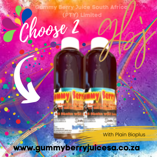 Gummy berry juice (normal or xs) 500ml picture