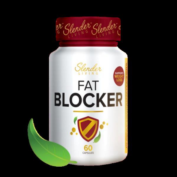 Slender living fat blocker picture