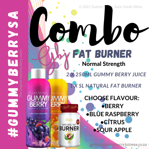 Gummy berry combo fat burner (normal) picture
