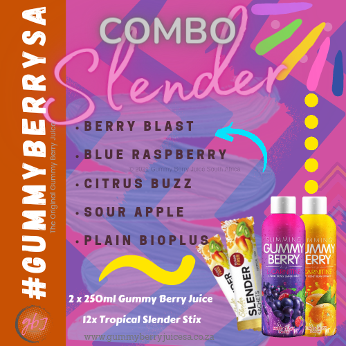 Juice & slender stix tropical picture