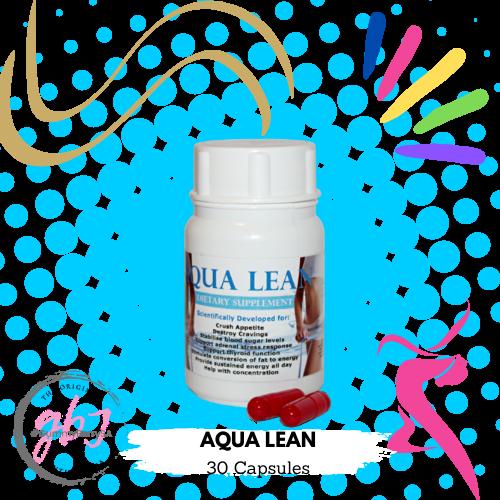 Aqua lean diet capsules picture