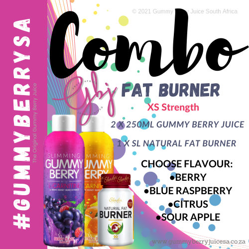 Gummy berry combo fat burner (xs) picture
