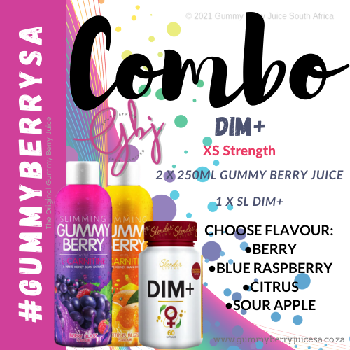 Gummy berry dim+ combo (xs) picture