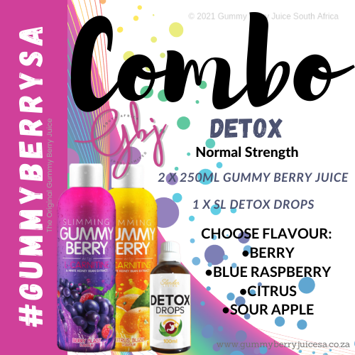 Gummy berry combo detox (normal) picture