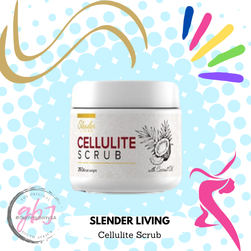 Slender living cellulite scrub picture