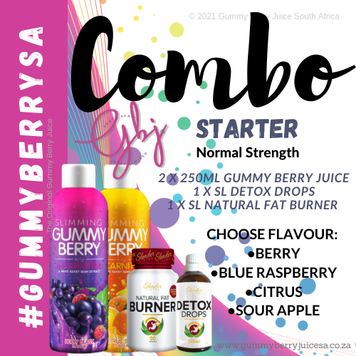 Gummyberry combo starter (normal) picture